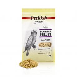 Peckish Adult Hookbill Pellet 4mm 2kg