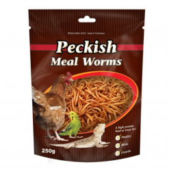 Peckish Dried Mealworms 250g