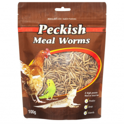 Peckish Dried Mealworms 100g