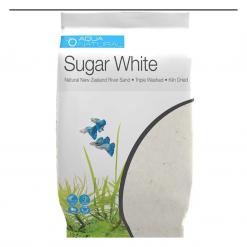 Aqua Natural Aquarium Sand Sugar White 4.5kg