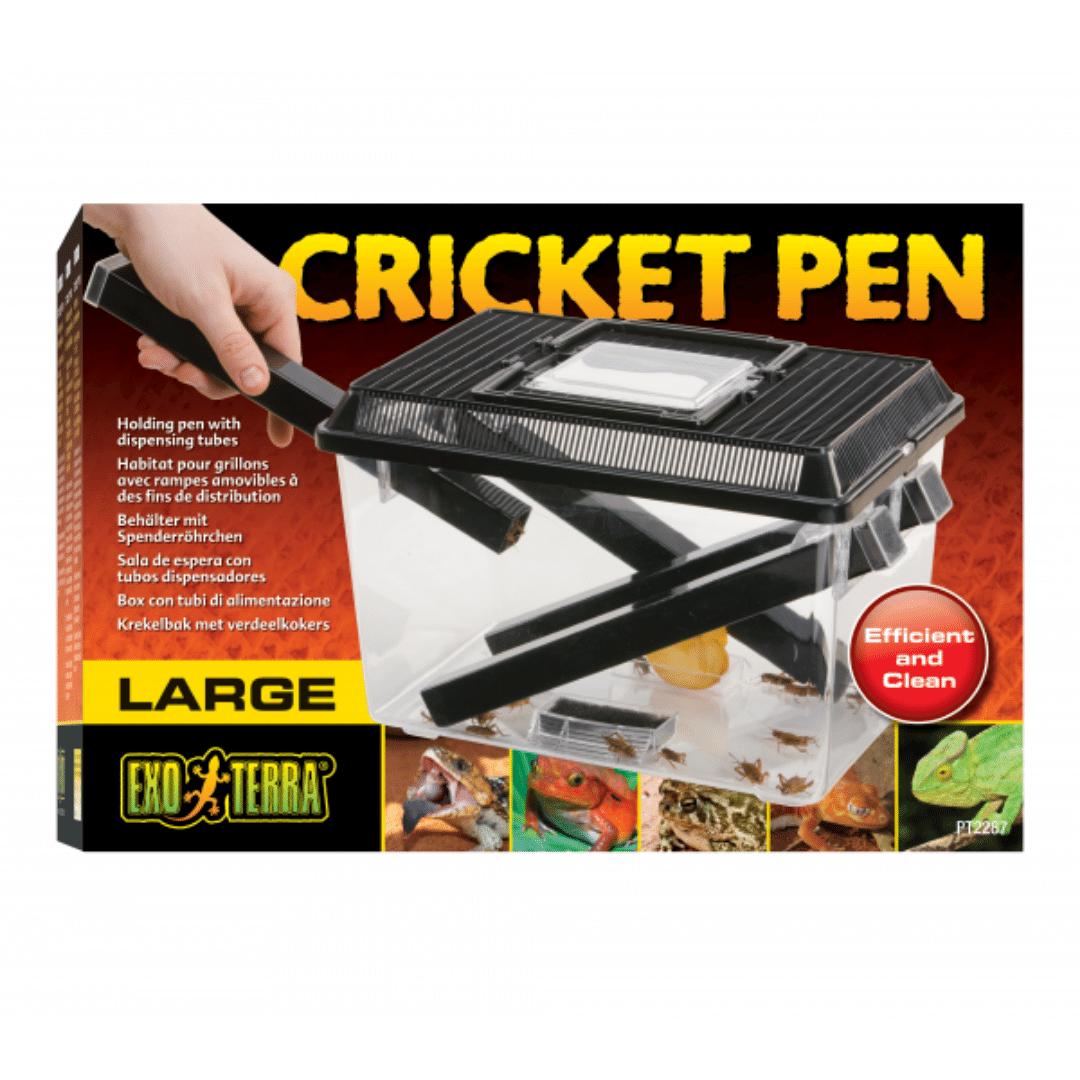 Exo Terra Cricket Pen Small 30 x 20.5 x 19.5cm