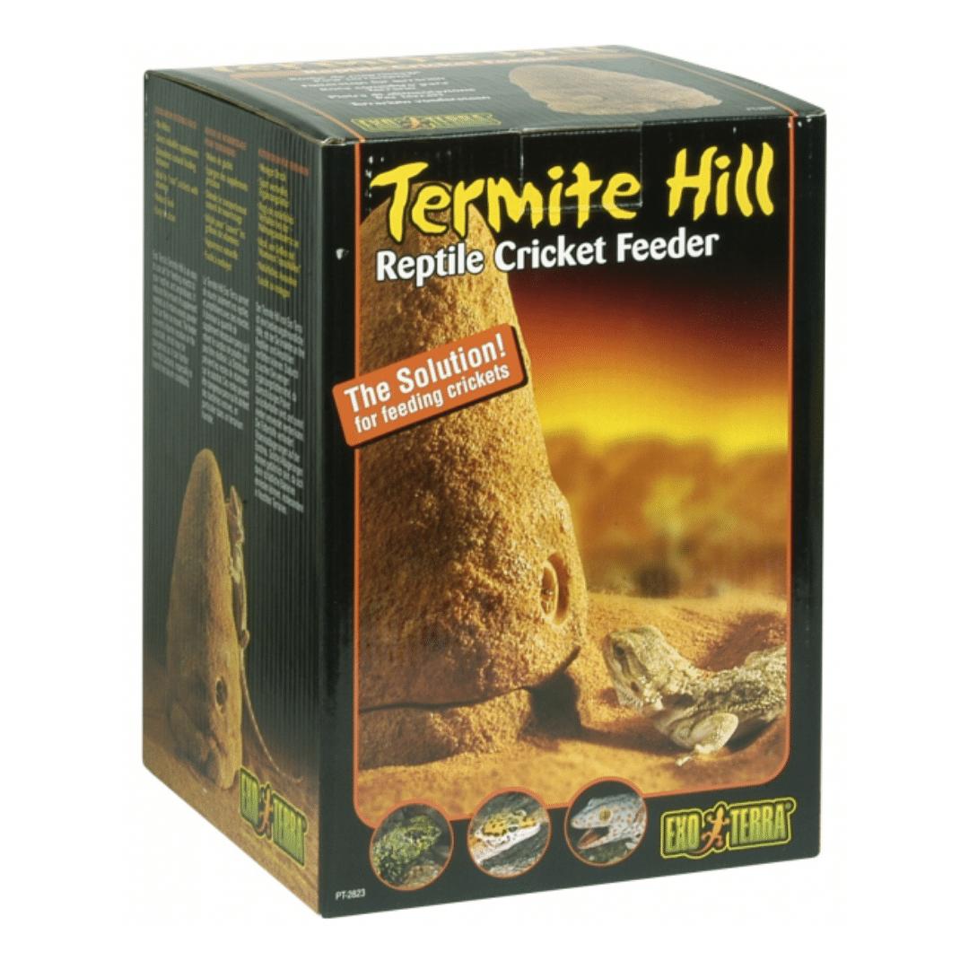 Exo Terra Termite Hill - Reptile Cricket Feeder