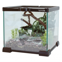 Komodo Glass Nano Habitat 21 x 21 x 20cm-2