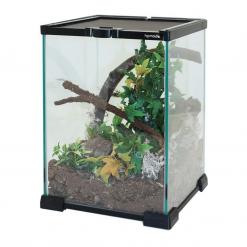 Komodo Glass Nano Habitat 21 x 21 x 30cm