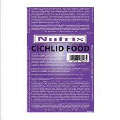 Nutris Cichlid Food 100g24 Cubes