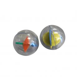 Unipet Plastic Cat Balls Small x2