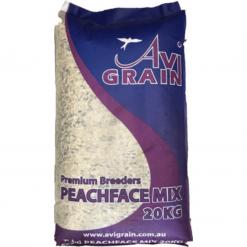 Avigrain Peachface and Cockatiel Seed Mix 20kg
