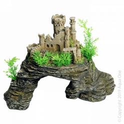 Aqua One Castle on Cave Rock 25 x 15.5 x 17cm