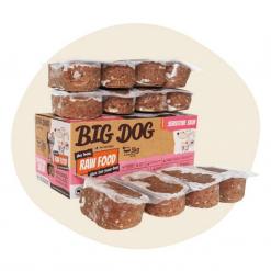 Big Dog Frozen Raw Food Sensitive Skin 3kg12 Patties