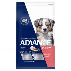Advance Medium Breed Puppy Chicken 1
